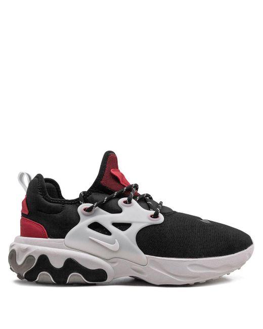 Nike React Presto スニーカー Black