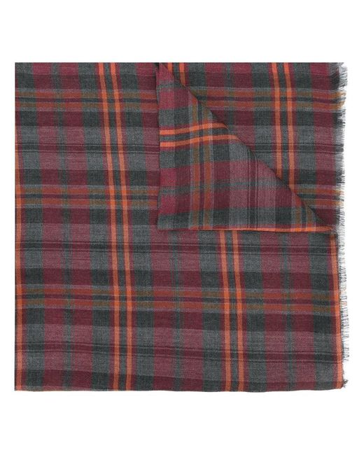 Fashion Clinic Timeless - Multicolor Plaid Scarf for Men - Lyst