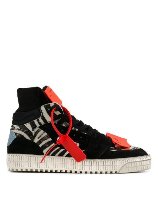 Off-White c/o Virgil Abloh Off Court 3.0 スニーカー Multicolor