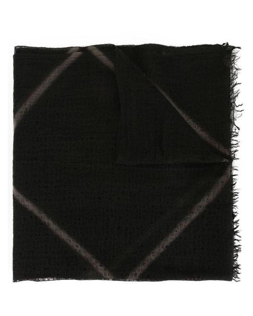 Suzusan カシミア スカーフ Black