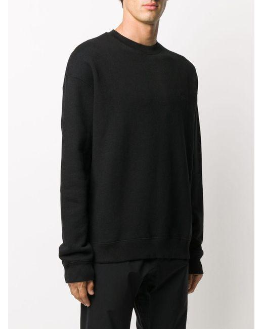 メンズ A_COLD_WALL* スウェットシャツ Black