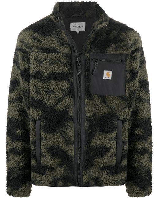 Giacca con stampa camouflage di Carhartt WIP in Green da Uomo