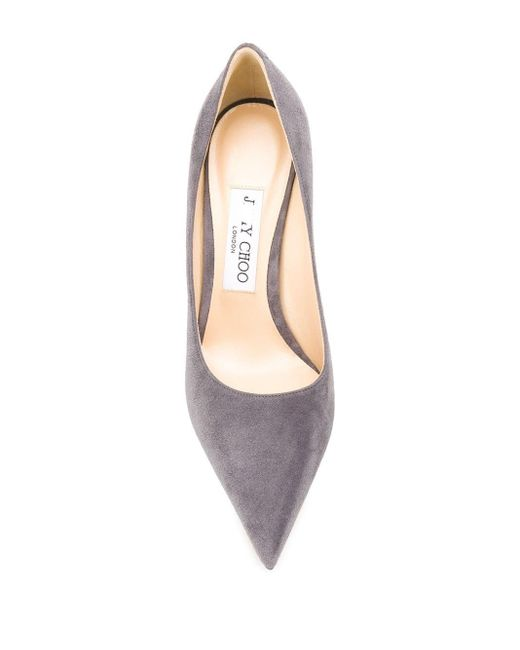 Туфли-лодочки Love 85 Jimmy Choo, цвет: Gray