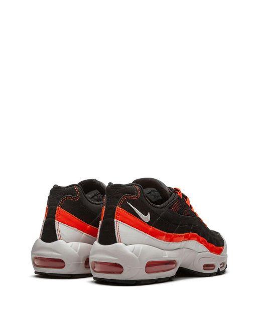 メンズ Nike Air Max 95 Baltimore Away スニーカー Black