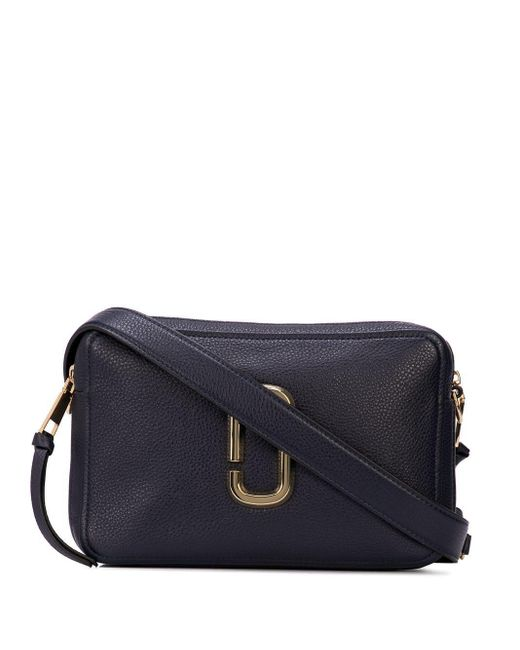 Marc Jacobs The Softshot 27 バッグ Blue