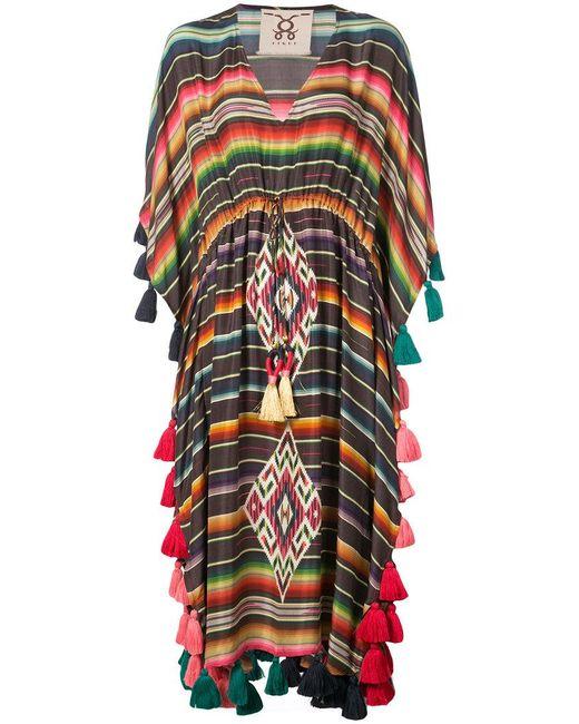 Figue - Multicolor Amrita Striped Tassel Kaftan - Lyst
