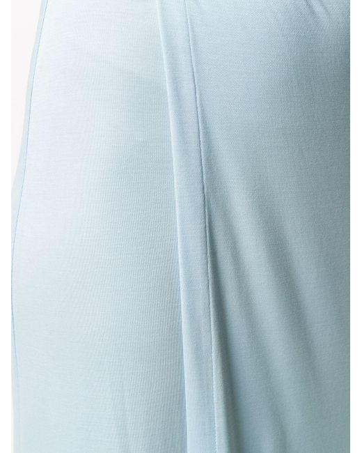 Юбка Viola Прямого Кроя Filippa K, цвет: Blue