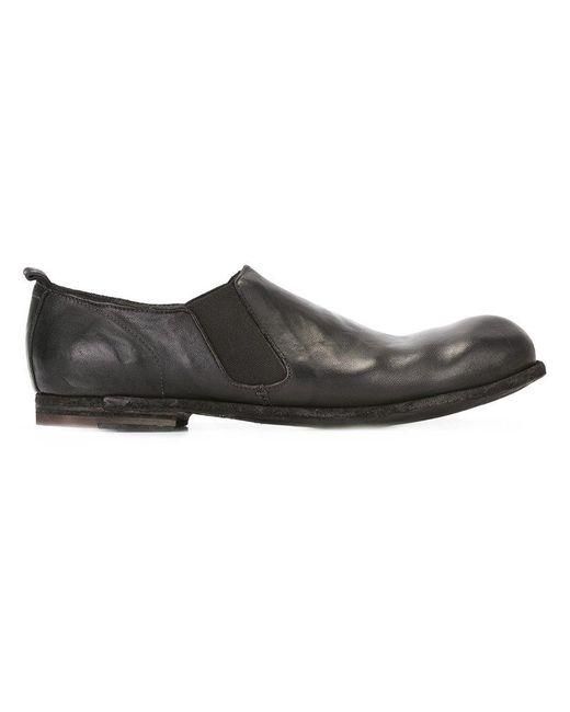 Officine Creative - Black Devil Loafers for Men - Lyst
