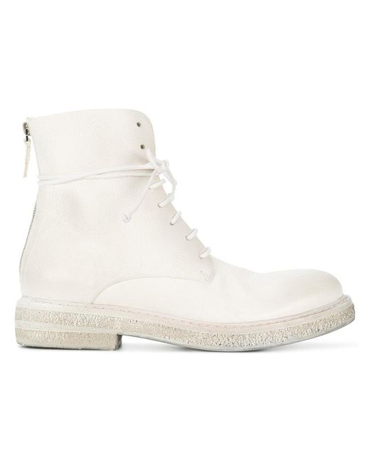 Marsèll - White Zucca Parrucca boots for Men - Lyst