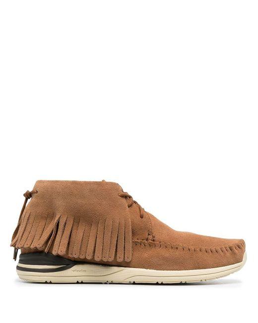 Visvim Sneakers mit Fransen in Brown für Herren