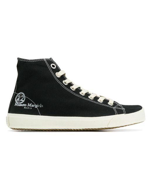Кроссовки Vandal Из Канвы 20mm Maison Margiela, цвет: Black