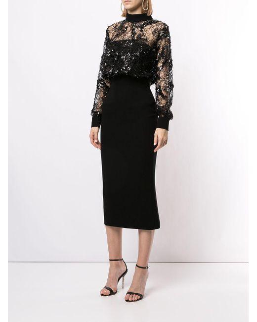 Saiid Kobeisy ドレス Black