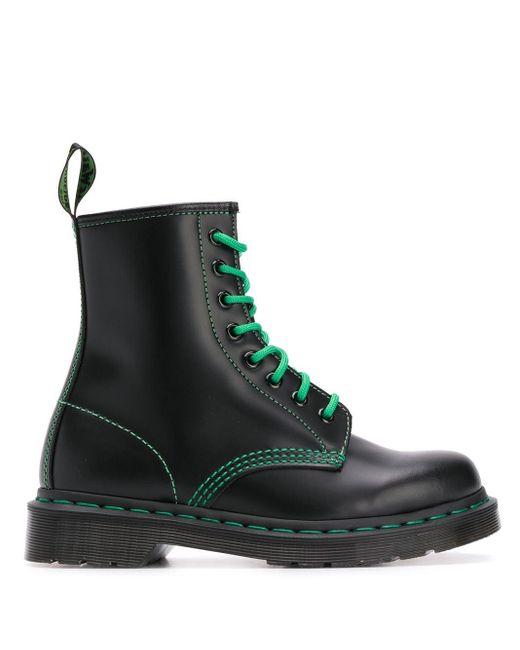 Dr. Martens Black Jadon Lace-up Boots