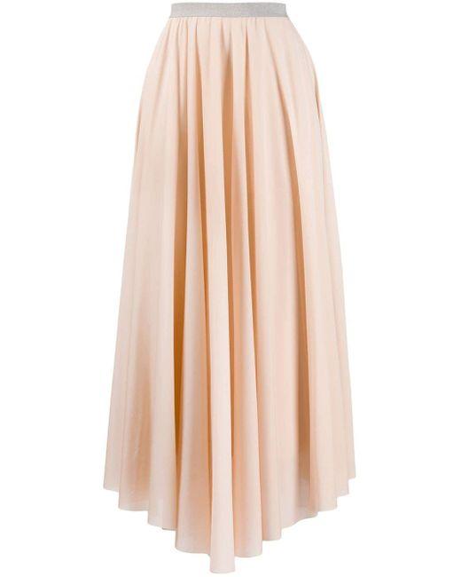 Fabiana Filippi プリーツ スカート Pink