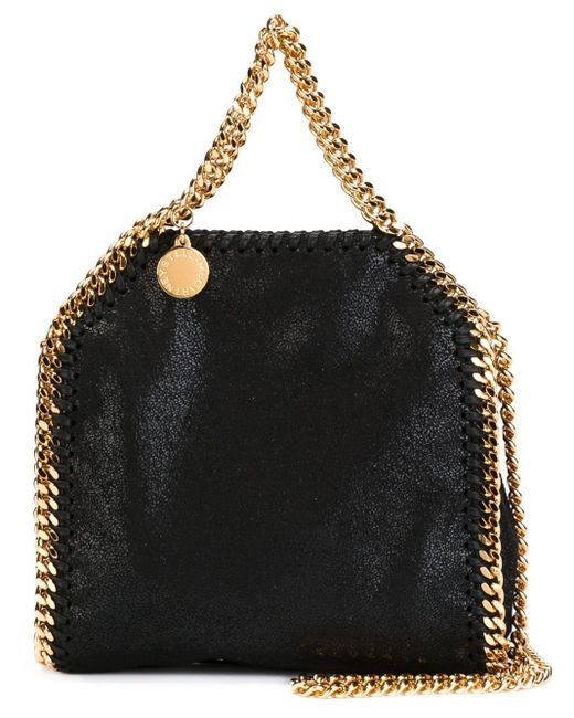 Сумка-тоут 'falabella' Stella McCartney, цвет: Black
