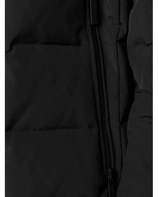 MICHAEL Michael Kors エコファーカラー ジャケット Black