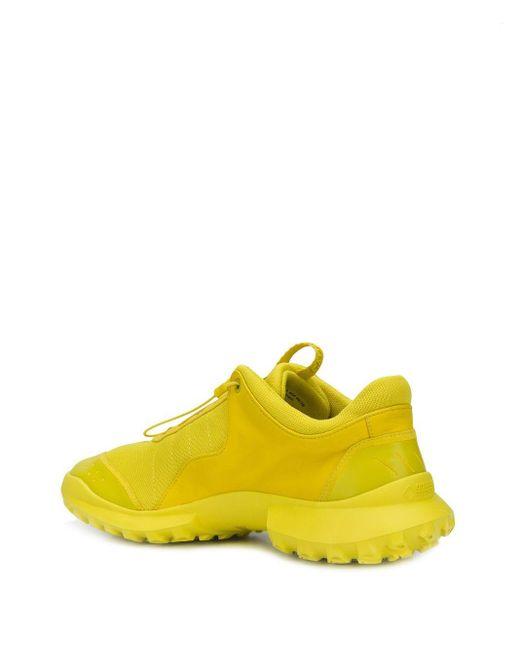 Camper Sneakers mit Schnürung in Yellow für Herren
