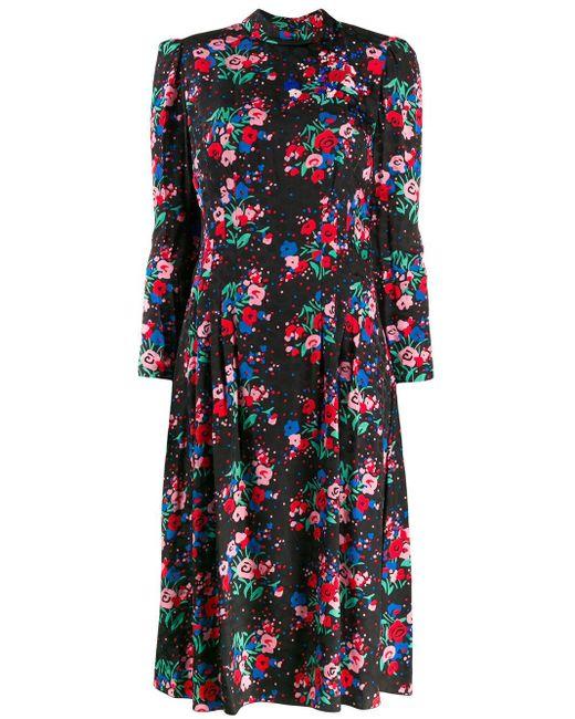 Marc Jacobs フローラル ドレス Multicolor