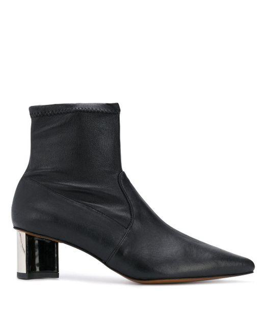 Clergerie Serena 11 ブーツ Black