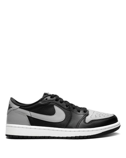 メンズ Nike Air 1 Retro Low Og スニーカー Black