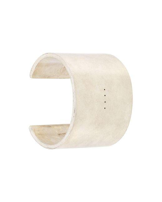Parts Of 4 Ultra Reduction ブレスレット Metallic