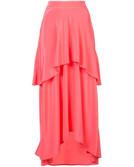 Sies Marjan ドレープスカート Pink