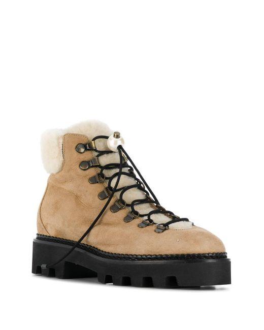1480672b4fc Women's Brown Delfi Hiking Boots