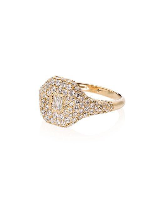 SHAY ダイヤモンド リング 18kイエローゴールド Metallic