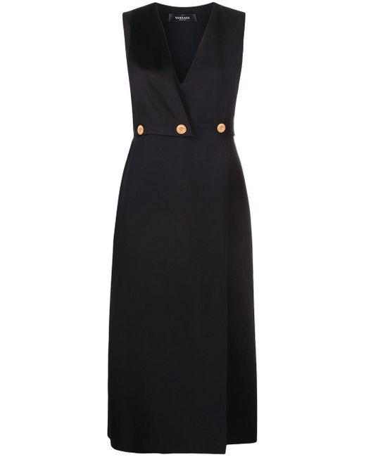 Versace メデューサ ドレス Black