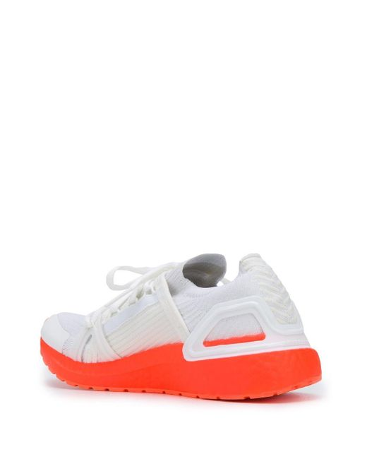 Adidas By Stella McCartney バイカラー レースアップスニーカー White