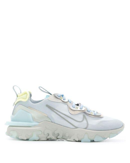 Nike React Vision スニーカー Blue