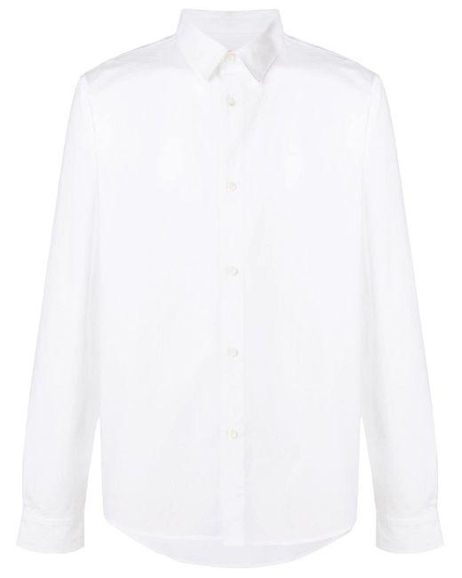 メンズ A.P.C. クラシック シャツ White