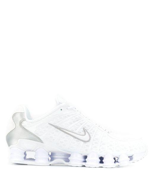 メンズ Nike Shox Tl スニーカー White