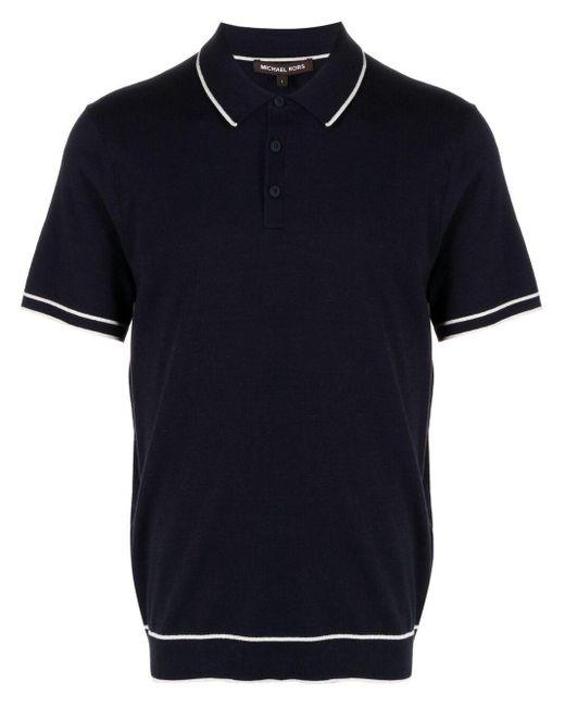 メンズ Michael Kors ポロシャツ Blue