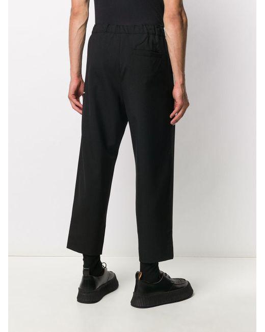 メンズ OAMC ストレートパンツ Black