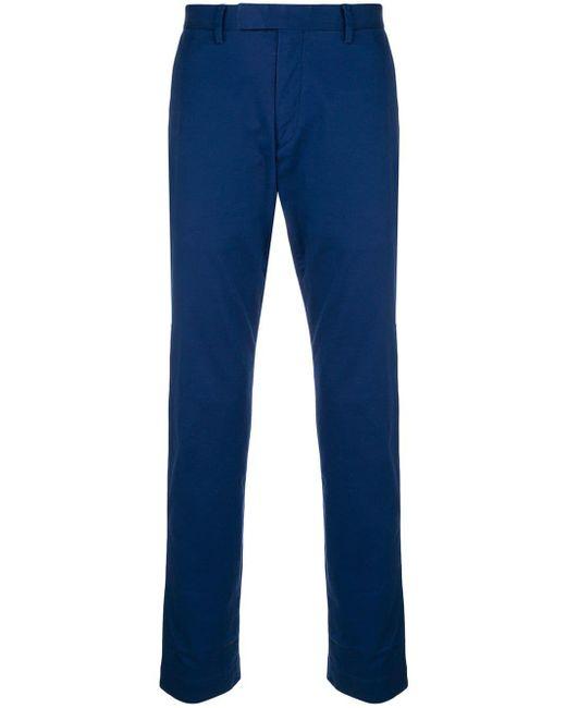 メンズ Polo Ralph Lauren チノパンツ Blue