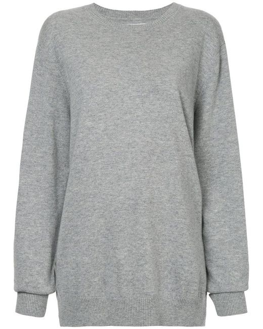 Georgia Alice - Gray Love Sweater - Lyst