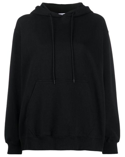 Толстовка С Логотипом И Капюшоном MSGM, цвет: Black