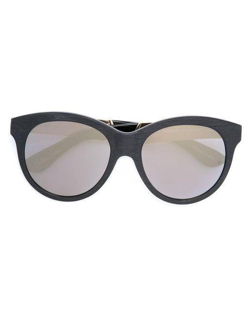 Oliver Goldsmith - Black Manhattan Sunglasses - Lyst