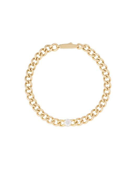 Jemma Wynne   Metallic Link Chain Bracelet   Lyst