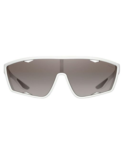 メンズ Prada Collection サングラス Gray