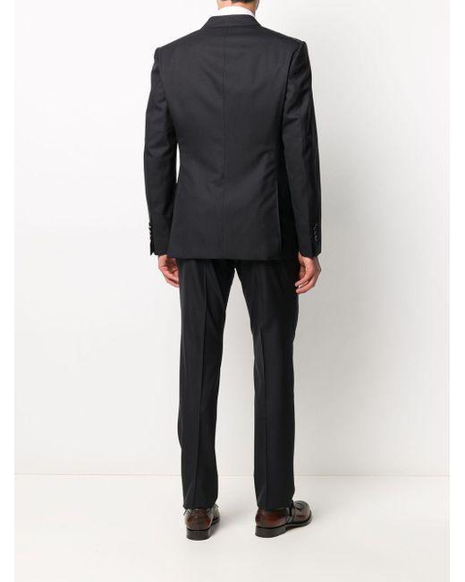 メンズ Tom Ford ツーピース スーツ Blue