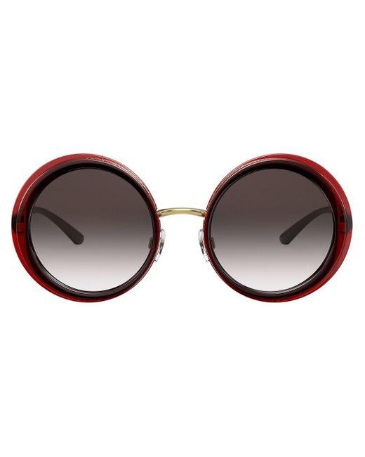 Gafas de sol oversize de montura redonda Dolce & Gabbana