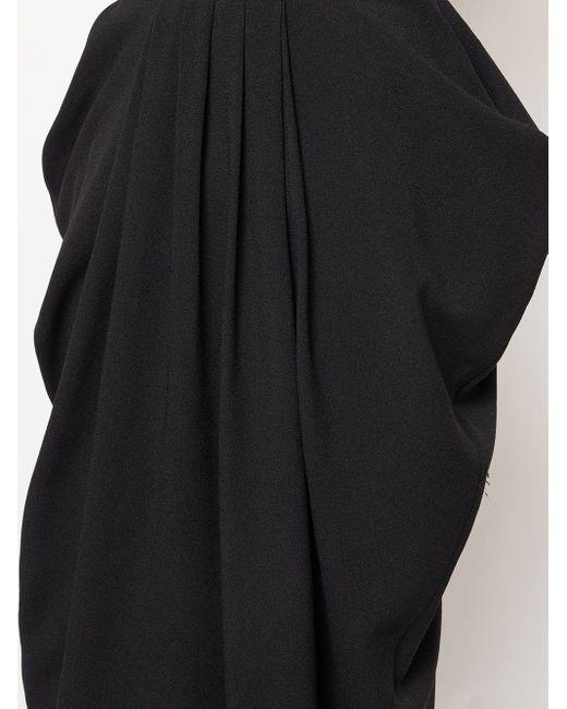 Длинная Юбка С Драпировкой Proenza Schouler, цвет: Black