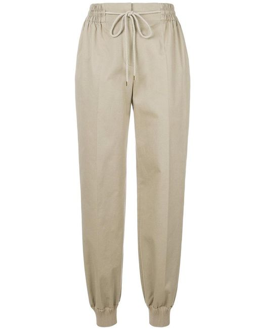 Cheap Discounts Alberta Ferretti drawstring fitted trousers Outlet Brand New Unisex BTAix