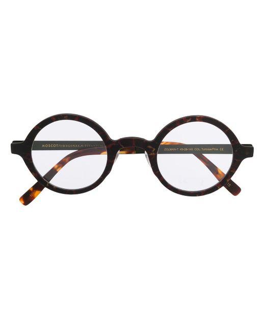 Moscot ラウンド 眼鏡フレーム Multicolor