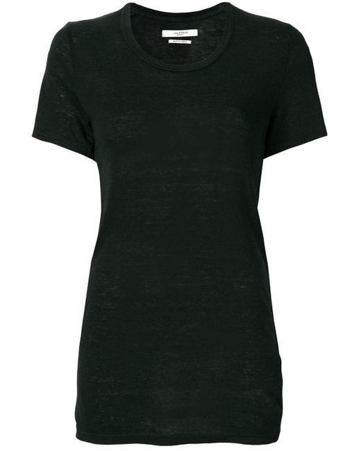 Étoile Isabel Marant Kilianne Tシャツ Black