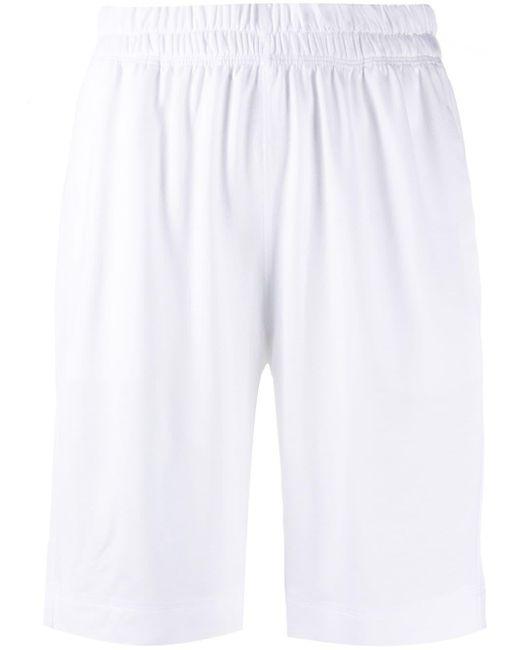 Short à coupe droite Styland en coloris White