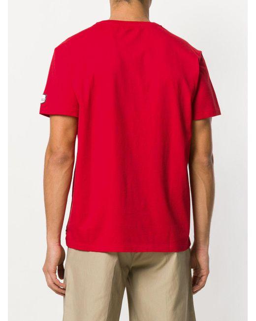 Perfect Moment 'Star' T-Shirt in Red für Herren