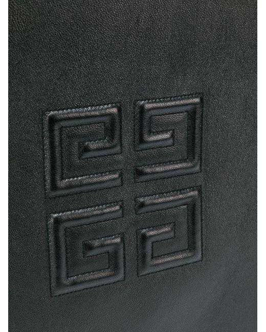 Givenchy 4g クラッチバッグ Black